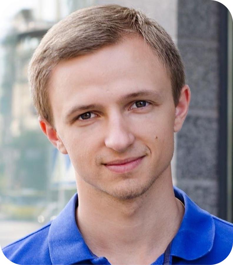 Dmitro Kozachek, Executive Director