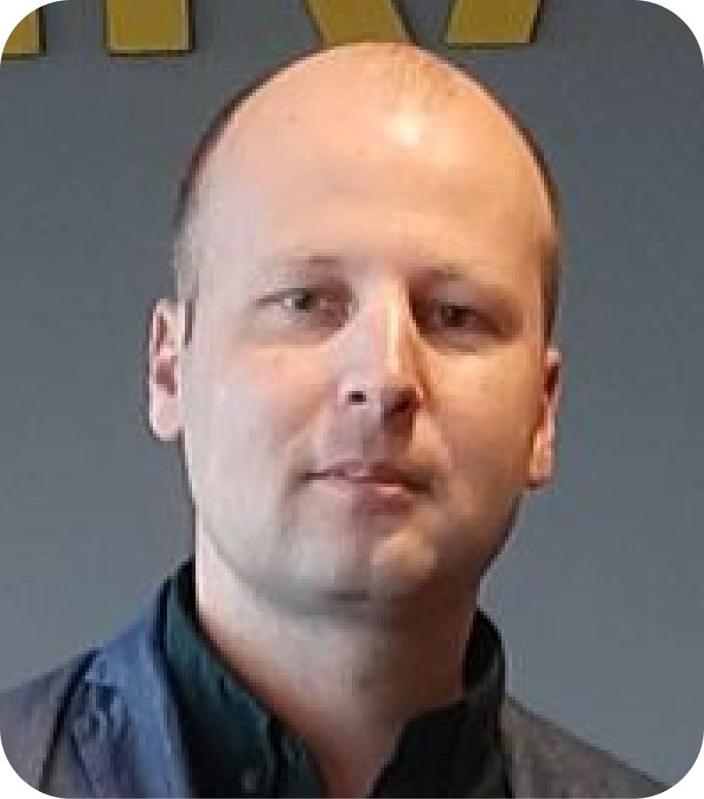 Tymur Pistriuha, Executive Director